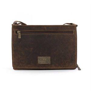 Ex-Demo Gillis Trafalgar Messenger Leather Camera Bag Shoulder Style