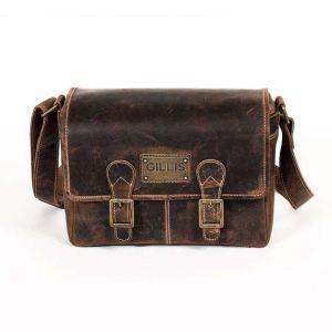 Ex-Demo Gillis London Trafalgar Handy Leather Shoulder Bag