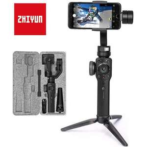 Ex-Demo Zhiyun Smooth 4 Black 3-Axis Gimbal Stabilizer for Smartphone