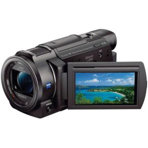 Ex-Demo Sony AX33 Camcorder - 4K Ultra-HD - Wi-Fi - 10x Optical Zoom - 20.6 MP