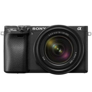 Ex-Demo Sony A6400 | 18-135mm F3.5-5.6 OSS Lens | 24.2 MP | 16-50MM LENS | APS-C CMOS SENSOR