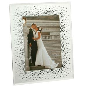 Starburst Crystal 7x5 Photo Frame