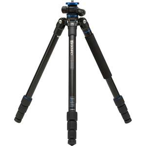 Benro GoPlus Travel Series 1 Aluminium Twist Tripod