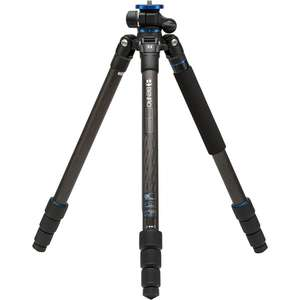 Benro GoPlus Travel Series 2 Carbon Fibre Twist Tripod
