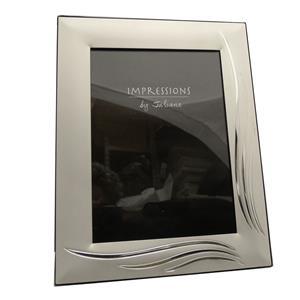 Grass Blade Silver 7x5 Photo Frame