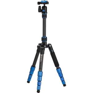 Benro Slim Travel Carbon Fibre Tripod with N00 Ball Head