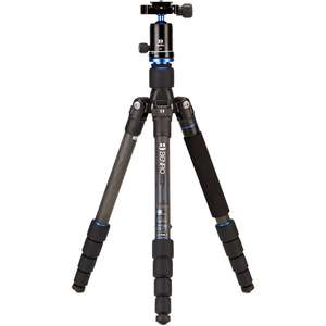 Benro Travel Angel Series 1 Carbon Fibre 5 Section Tripod with V0E Ball Head