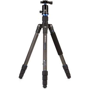 Benro Travel Angel Series 2 Carbon Fibre Tripod Kit with V1E Ball Head