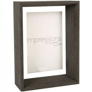 Box Photo Frame 7x5 and 10x8 Inch Photo Frame Overall Size Approx 10.25x8.25 Inches