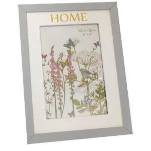 Home Living by Juliana Home 6x4 Photo Frame Overall Size 6.5x8.25 Inches