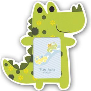 Pascal 6x4 Green Crocodile Photo Frame