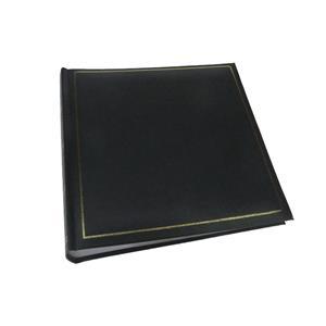 Grafton Black 6x4 Slip In Photo Album - 200 Photos