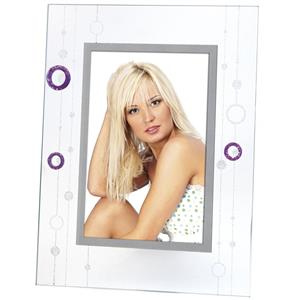 Katia Glass 6x4 Photo Frame