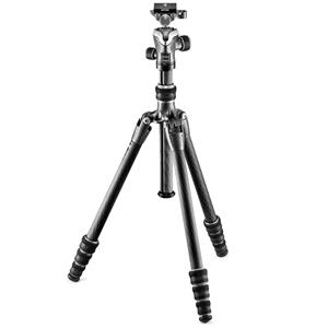 Gitzo GK0545T Series 0 Traveler Tripod with GH1382TQD Head | 4 Sections | 10KG Max. Load