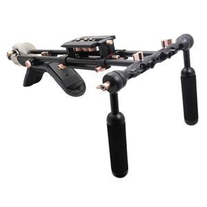 Genus Video Camera Shoulder Mount Hybrid System Kit