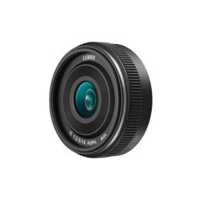 Panasonic G 14mm f2.5 Black Lens