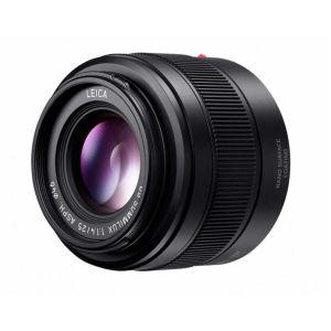 Panasonic G 25mm f1.4 Black Lens