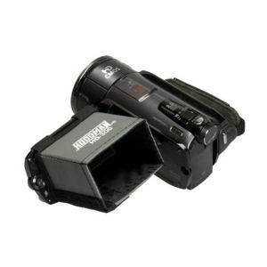 Hoodman HD Camcorder Hood - Fits 2.5'- 3