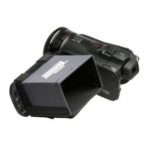 Hoodman HD Camcorder Hood - Fits 3.5