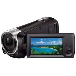 Sony CX405 Camcorder - HD 1080p - 30x Optical Zoom - Exmor R CMOS Sensor