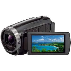 Sony CX625 Camcorder - Full HD 1080p - 30x Optical Zoom - Wf-Fi - 3inch Screen