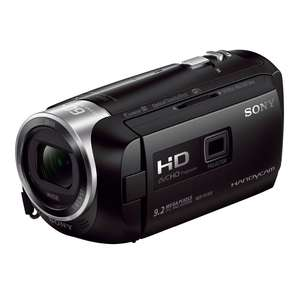Sony PJ410 Camcorder with Built-In Projector - HD 1080p - Wi-Fi - 30x Optical Zoom