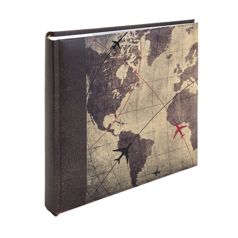 Holiday Global Traveller Slip In 6x4 Photo Album - 200 Photos