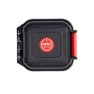 HPRC 1100 Hard Resin Case with Memory Card Holder - Black