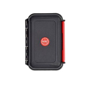 HPRC 1300 Hard Resin Case with Memory Card Holder - Black