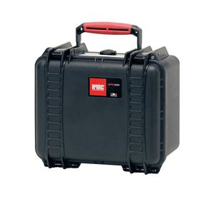 HPRC 2250 Hard Resin Case with Cubed Foam - Black