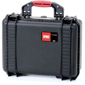 HPRC 2400 Hard Resin Case with Cubed Foam - Black