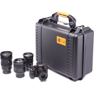HPRC 2460 Hard Resin Case for Sony Alpha 7 Camera