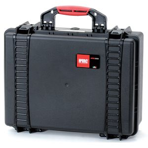 HPRC 2500 Hard Resin Case with Cubed Foam - Black