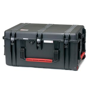 HPRC 2780W Wheeled Hard Resin Case with Cubed Foam - Black