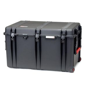 HPRC 2800W Wheeled Hard Resin Case with Cubed Foam - Black