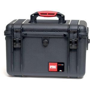 HPRC 4100 Hard Resin Case with Cubed Foam - Black