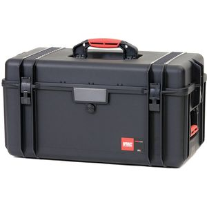HPRC 4300 Hard Resin Case with Cubed Foam - Black