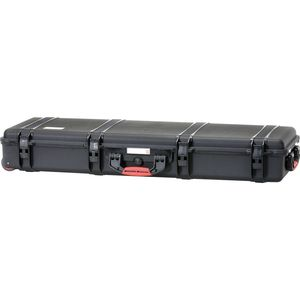 HPRC 5400W Wheeled Hard Resin Case with Cubed Foam - Black