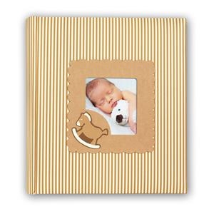Harry Baby 7x5 inch Photo Album 200 Photos Overall Size 8.5x9.5 inches