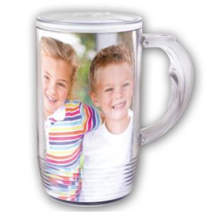 Tazza Tall Photo Mug for Personal Photo