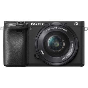 Sony A6400 | 24.2 MP | 16-50mm Lens | APS-C CMOS Sensor | 4K Video | Wi-Fi