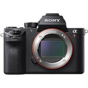 Sony A7R II   42.4 MP   Full Frame CMOS Sensor   4K Video   Wi-Fi