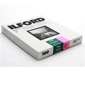 Ilford Multigrade Fibre Base 10x8 Gloss Paper - 100 Sheets