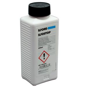 Ilford Ilfostop Colourless Stop Bath 500ml
