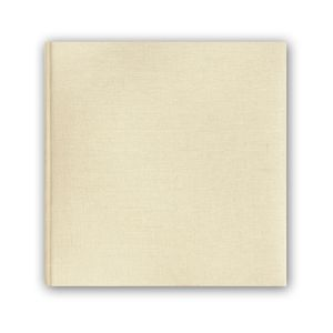 Berlin Cotton Cream Traditional Photo Album - 40 Sides Overall Size 10x9.75 Inches