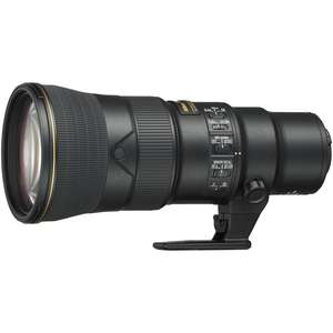 Nikon 500mm f5.6E PF ED VR AF-S Lens