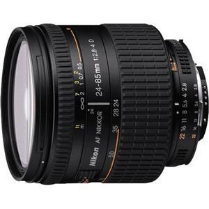 Nikon 24-85mm f2.8-4D AF Zoom Nikkor Lens