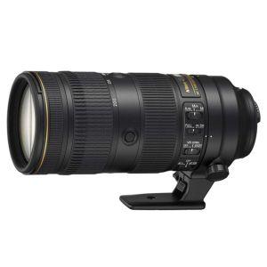 Nikon 70-200mm f2.8E AF-S FL ED VR Nikkor Lens