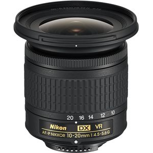 Nikon 10-20mm f4.5-5.6 G AF-P DX Nikkor Lens