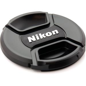 Nikon LC-58 58mm Replacement Snap-On Front Lens Cap LC-58